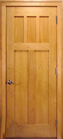 Solid Wood Doors_flat panels_Homestead door companies_Alabama